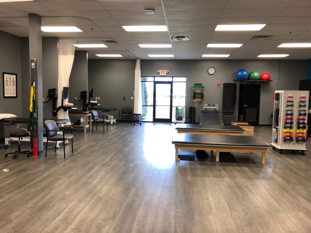 Physical therapy training at PFR health
