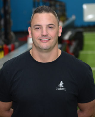 Eric Hammer is a personal trainer At PFR performance