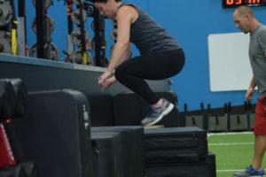 PFR performance jump training