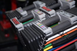 Power block weights at PFR Performance