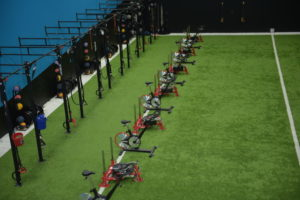 PFR performance indoor facility